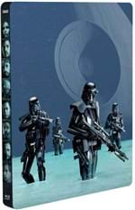 Blu-Ray Rogue One: uma História Star Wars (2 Bds) - Edição Steelbook