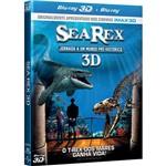 Blu-ray Sea Rex 3D: Jornada ao Mundo Pré-Histórico