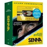Blu-ray - Senna - Edição Comemorativa