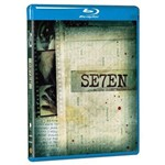 Blu Ray - Seven - Sete Pecados Capitais - Brad Pitt