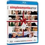 Blu-ray Simplesmente Amor - Universal