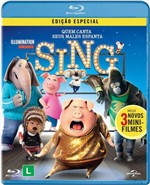 Blu-ray Sing - Quem Canta Seus Males Espanta