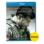 Blu-ray - Sniper Americano - Edição Limitada