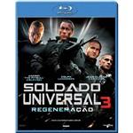 Blu Ray - Soldado Universal 3