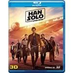 Blu-ray - Star Wars - Han Solo (Somente 3D)