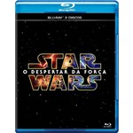 Blu-ray - Star Wars - o Despertar da Força - DUPLO