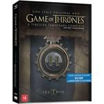 Blu-Ray Steelbook Game Of Thrones - 3ª Temporada Completa + Brasão Magnético Colecionável