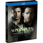 Blu-Ray Supernatural - Sobrenatural 11ª Temporada (4 Discos)