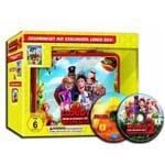 Blu-ray - Tá Chovendo Hambúrguer - Coleção Completa (Edição Lancheira)