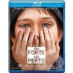 Blu-ray Tão Forte e Tão Perto