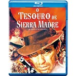 Blu-ray Tesouro de Sierra Madre