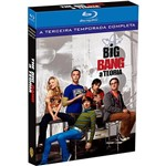Blu-ray The Big Bang Theory 3ª Temporada (3 Discos)