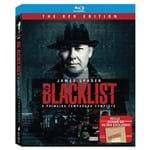 Blu-ray - The Blacklist - a Primeira Temporada Completa (6 Discos)