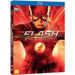 Blu-ray - The Flash: a 3ª Temporada Completa