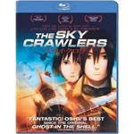 Blu-Ray The Sky Crawlers (Importado)