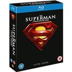Blu-ray - The Superman Collection - 5 Filmes