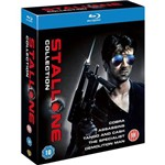 Blu-ray - The Sylvester Stallone Collection - 5 Filmes