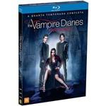 Blu-ray - The Vampire Diaries: Love Sucks - 4ª Temporada (4 Discos)