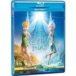 Blu-ray Tinker Bell - o Segredo das Fadas