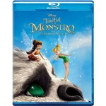 BLU-RAY - Tinkerbell e o Monstro da Terra do Nunca