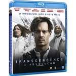 Blu-ray - Transcendence: a Revolução