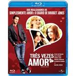 Blu-ray Três Vezes Amor
