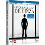 Blu-ray + Trilha Sonora - Cinquenta Tons de Cinza: Edição Especial (2 Discos)