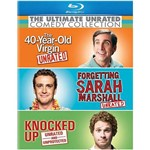 Blu-ray Ultimate Unrated Comedy Collection- Importado - Triplo