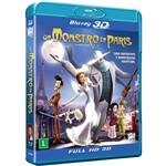 Blu-ray - um Monstro em Paris 3D