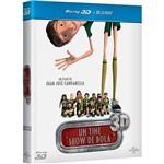 Blu-ray - um Time Show de Bola