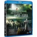 Blu-Ray - uma História de Amor e Fúria