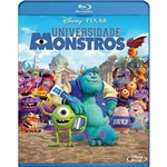 Blu-Ray Universidade Monstros