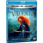Blu-ray Valente (Blu-ray 3D+Blu-ray)