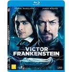 Blu-ray - Victor Frankenstein