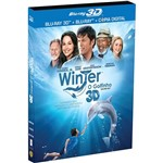 Blu-ray Winter, o Golfinho - 3D (Duplo)