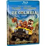 Blu-ray Zé Colmeia: o Filme