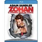 Blu-Ray Zohan - o Agente Bom de Corte