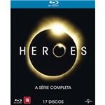 Bluray Heroes Coleção Completa