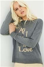 Blusa All I Want Is Love