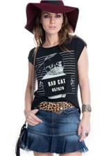 Blusa Bad Cat BL2636 - M