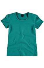 Blusa Básica Verde - 1