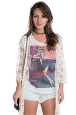 Blusa Básica Vogue BL1530 - P