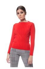 Blusa Cacharrel Modal - Vermelho VERMELHO