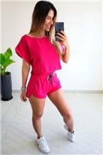 Blusa Colcci Fitness Moletom