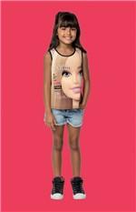 Blusa Estampada Infantil Malwee Kids Preto - 8