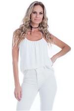 Blusa Feminina de Alcinha com Transpasse Nas Costas BL3287 - Kam Bess
