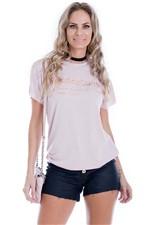 Blusa Feminina de Viscolycra com Estampa BL3467 - Kam Bess