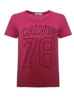Blusa Infantil Calvin Klein Jeans Degradê Rosa Pink - 4