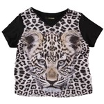 Blusa Puramania Animal Print