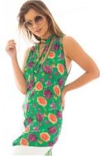 Blusa Regata Estampa Floral BL4019 - Kam Bess